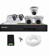 1080P HD Security Cameras 4 Varifocal Cameras Package