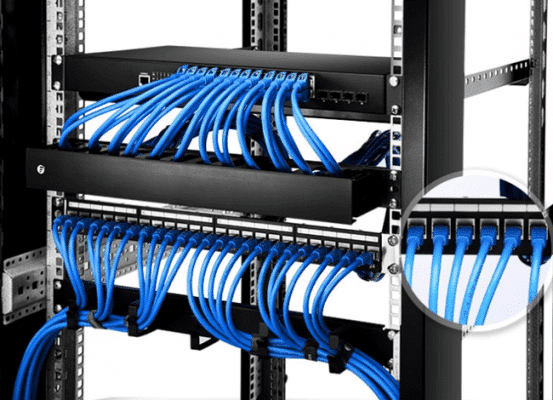 Cabinet Cabling