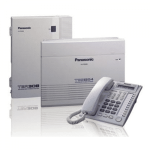 Panasonic PBX TES 824(8CO Lines 24 Extensions) + 24 Analogue phone TS 500 Package