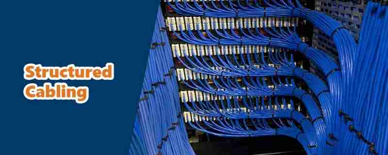 Structured Wiring Solutions | Structured Cabling And Networking Hubtech Kenya